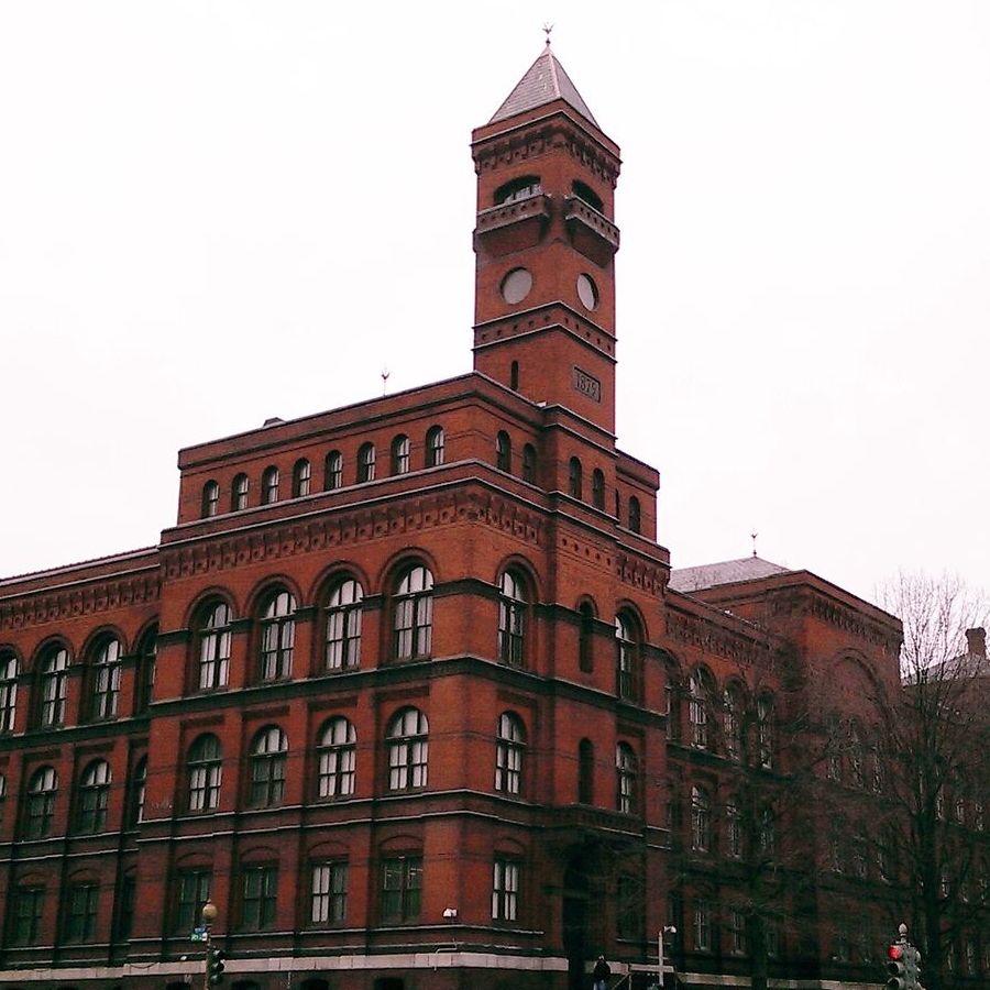 Sidney R. Yates Building