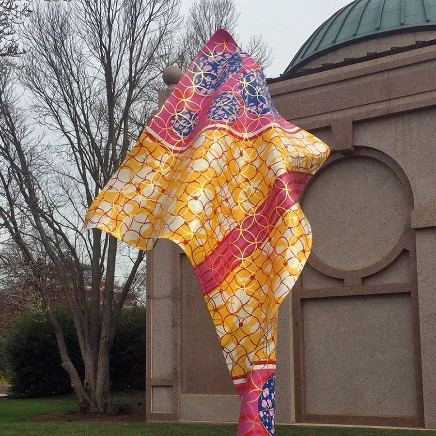 Smithsonian Institution – Yinka Shonibare Wind Sculpture