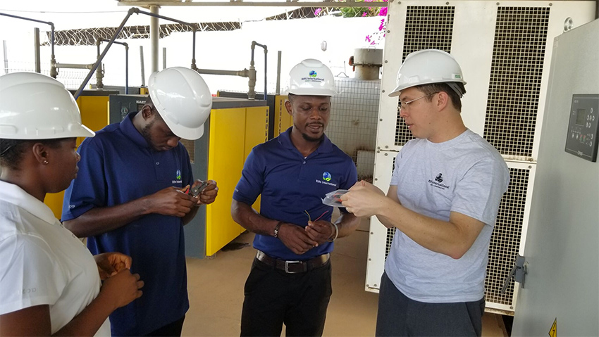 Energy Monitoring In Ghana